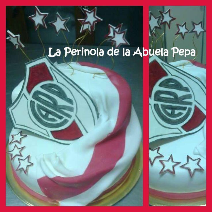 Torta River Plate
