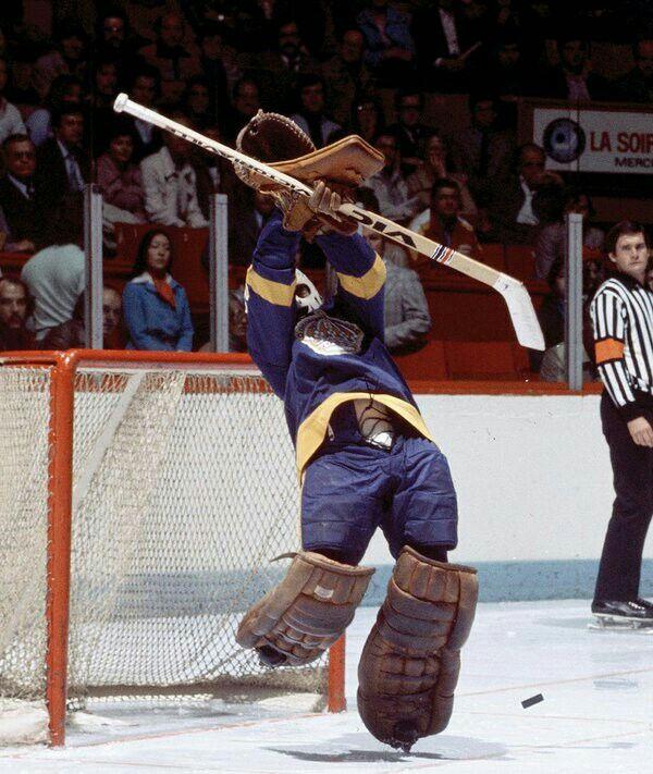 Rogie Vachon | Los Angeles Kings | NHL | Hockey