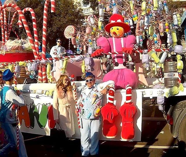 My favourite team on the carnival #sugarteam #sugardaddy  #riječkikarneval #volimhrvatsku  @rijecki_karneval