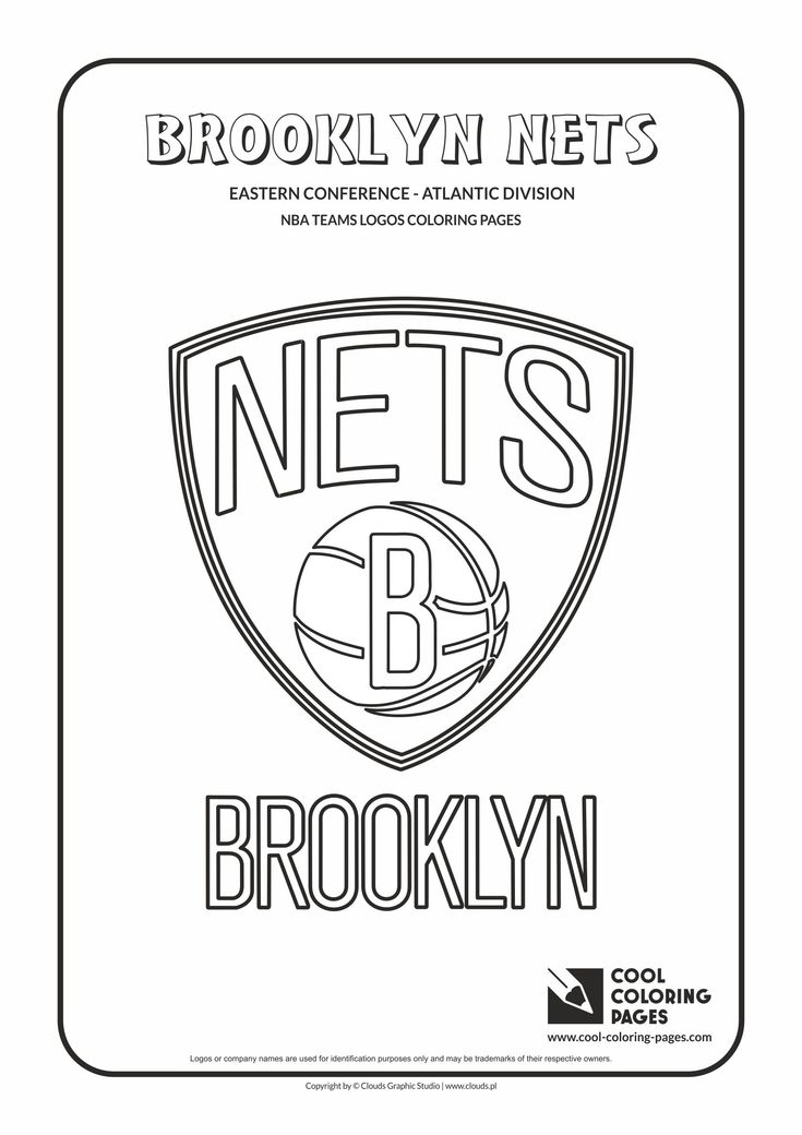 32 best images about NBA Teams Logos Coloring Pages on ...