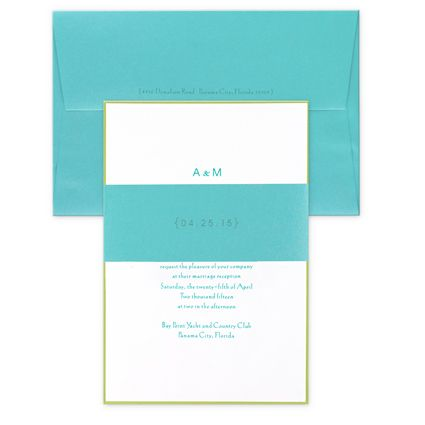 oceana invitations from checkerboard call beth today to set up your free consultation - Checkerboard Wedding Invitations