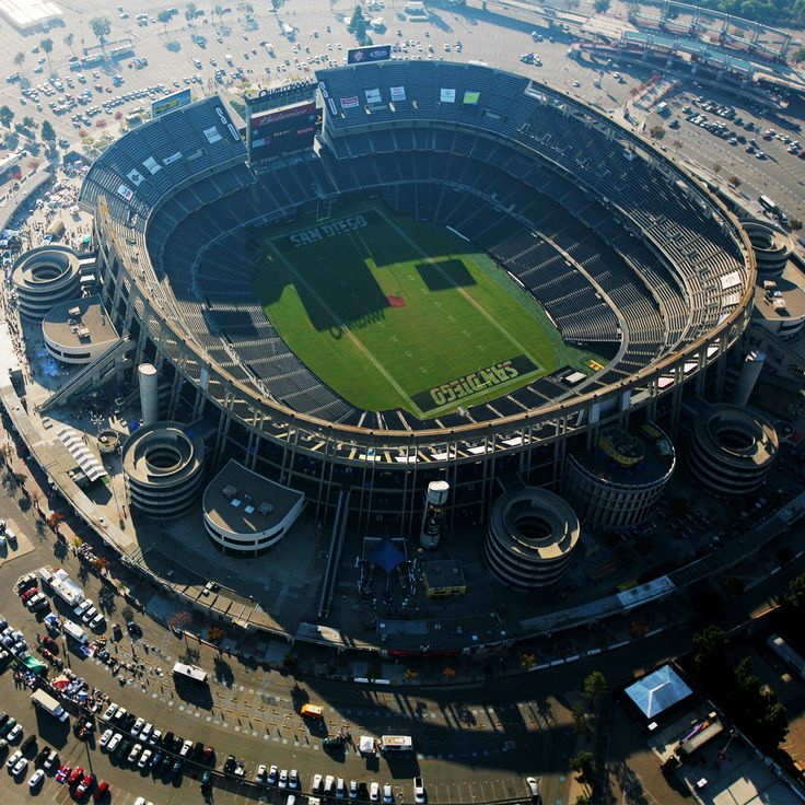 San Diego Chargers Football Field: 1754 Best Images About Stadiums On Pinterest