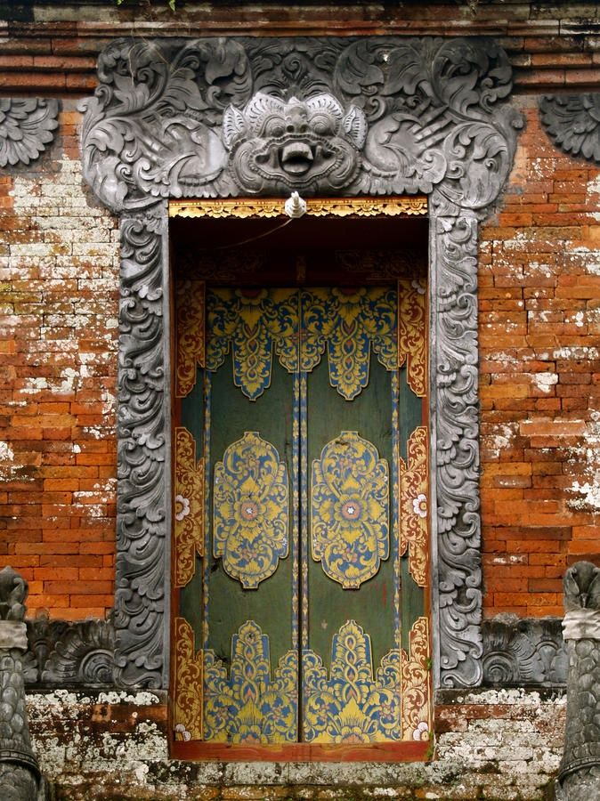 Templo en Indonesia