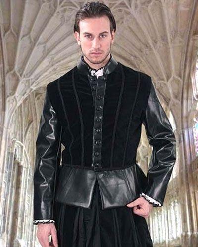 Renaissance leather fetish wear