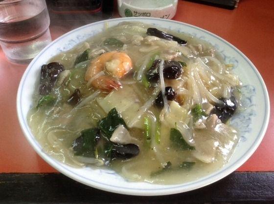 来々軒 炒麺(チャーメン)