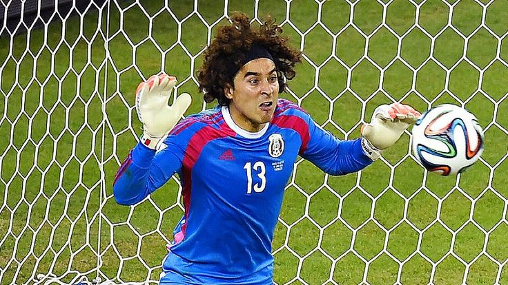 Buzz That Was -- Mexican goalkeeper Guillermo Ochoa scores big points from Sydney Leroux, Kobe Bryan for World Cup heroics vs. Brazil, Russian goalkeeper Igor Akinfeev becomes goat