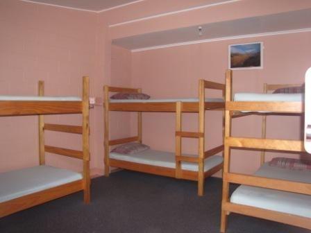 Te Tiriti Lodge Dorm  Bed [sleeps six]