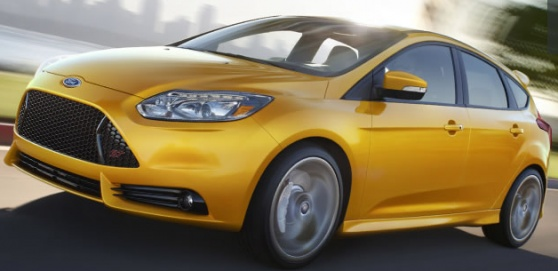"""Ford unveils """"overclocked"""" turbocharger in 2013FocusST"""