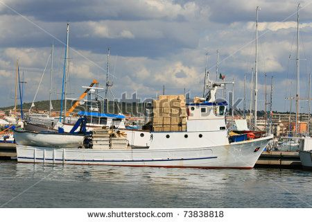 Italian Fishing Trawler Stock Photos, Images, & Pictures | Shutterstock