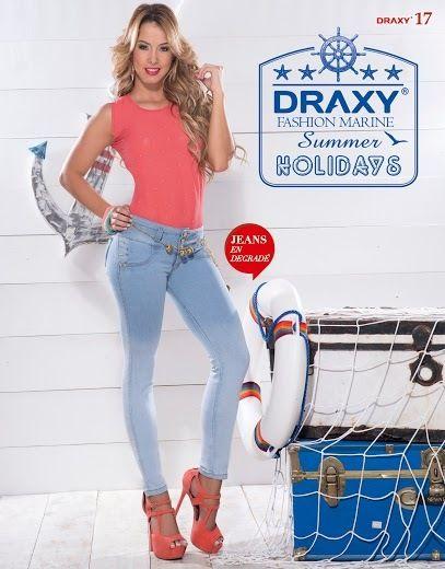 Jeans Draxy Ref 1160 — Venta de Jeans Colombianos Online