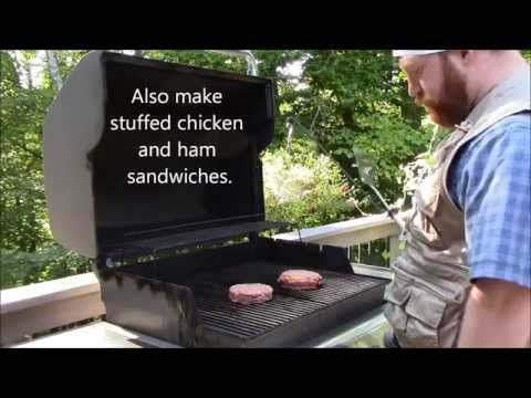 Stufz Burger Press - YouTube