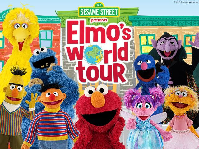 elmo live melbourne, sesame street live melbourne, elmos world tour, free tickets, win tickets