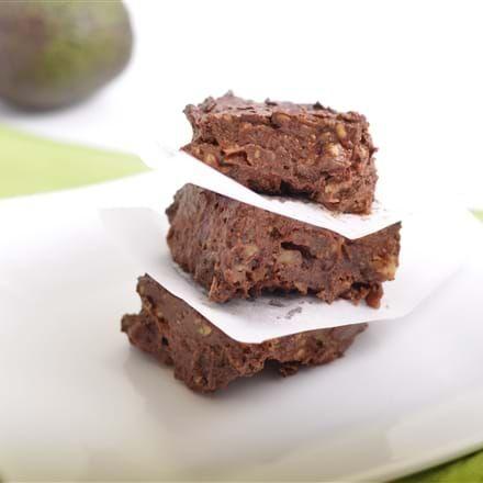 Brownies crus surprenants