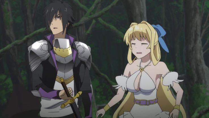 Cautious hero cautioushero anime in 2020 anime