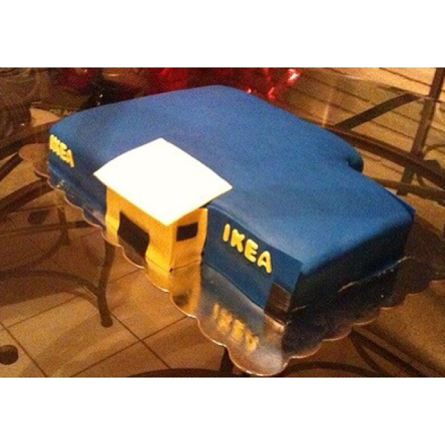 Ikea store cake cakes i 39 ve made pinterest ikea - Ikea tourville la riviere ...