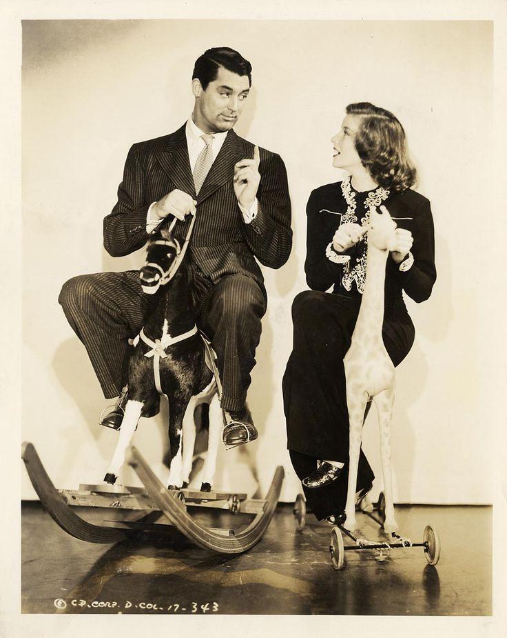 Grant y Hepburn. Dos de los mejores, sin lugar a dudas