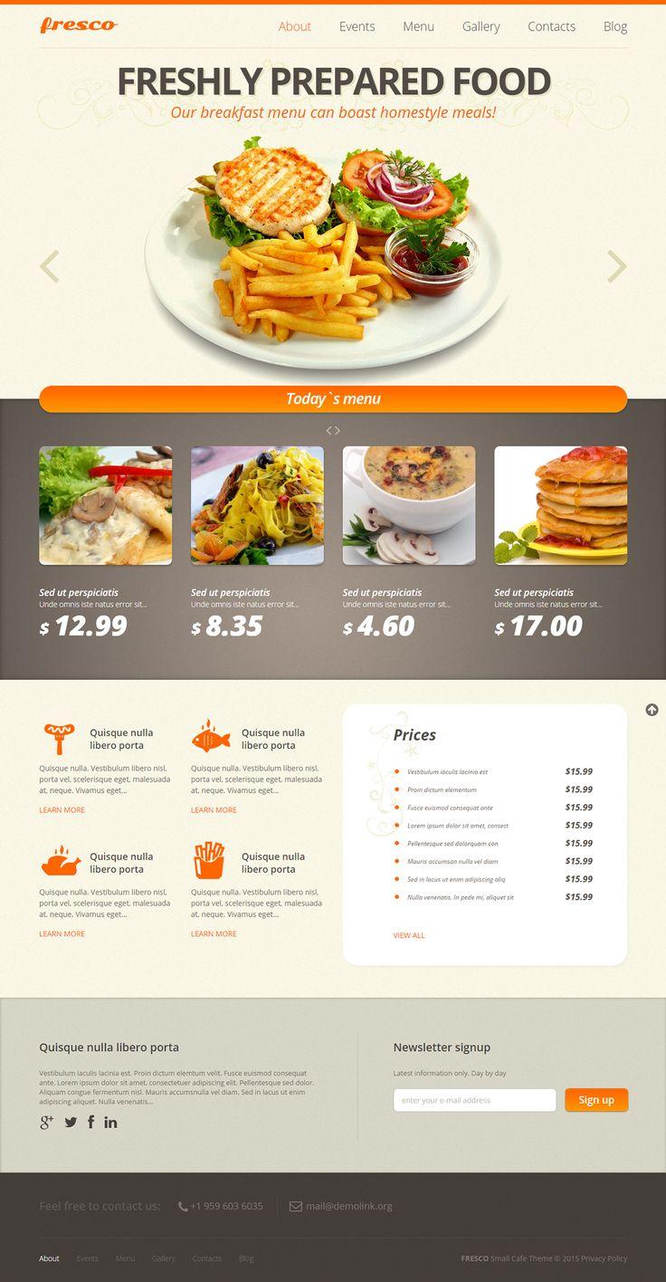 Best Meal Joomla Template