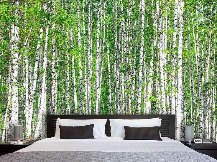 9 best Tapete für Schlafzimmer images on Pinterest Nature - tapeten fürs schlafzimmer