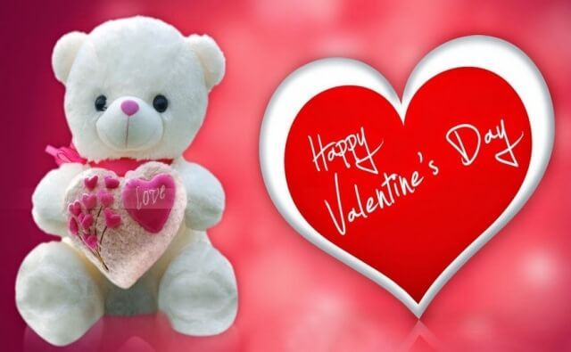 Happy Valentines Day SMS in English