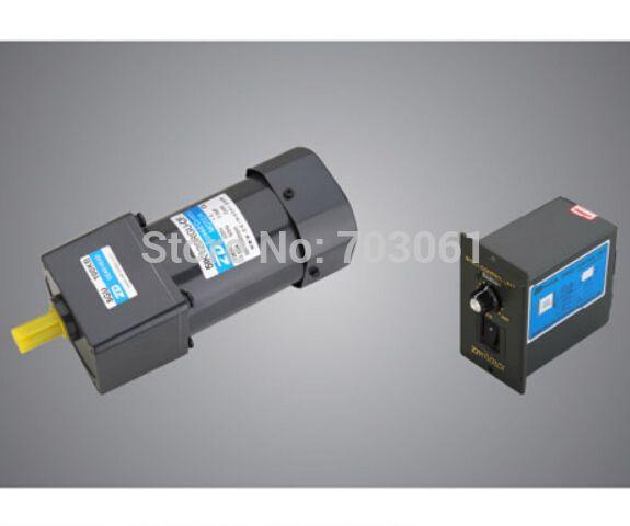 120 Вт скорости модуляции двигатели контроль скорости переменного тока привод двигатели переменного тока редукторы соотношение 100:1