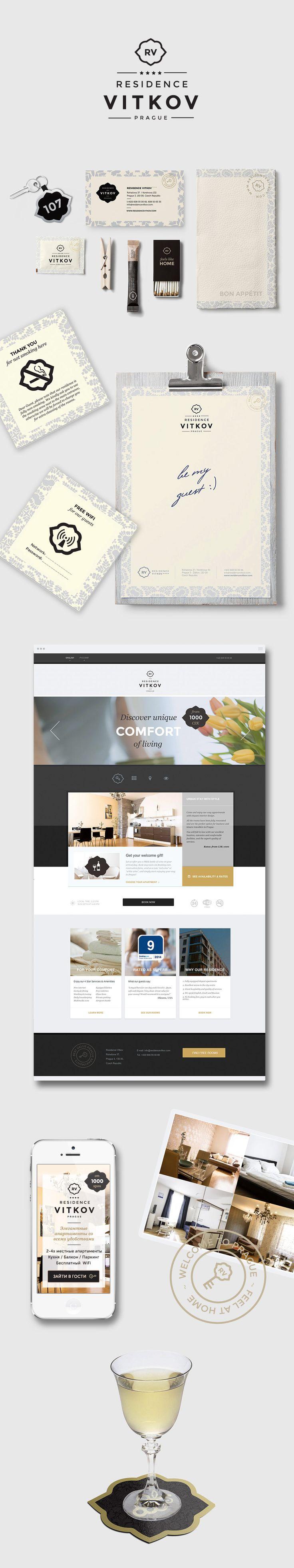 Residence Vitkov. Proudly designed by Headvertiser. www.headvertiser.com