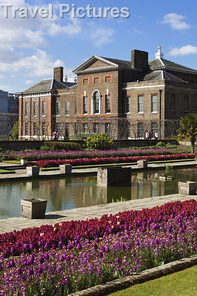 Kensington Palace London English Castles Pinterest