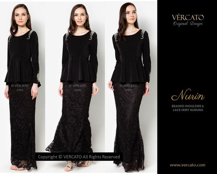 VERCATO (NURIN KURUNG): www.vercato.com/VMD012-BLACK
