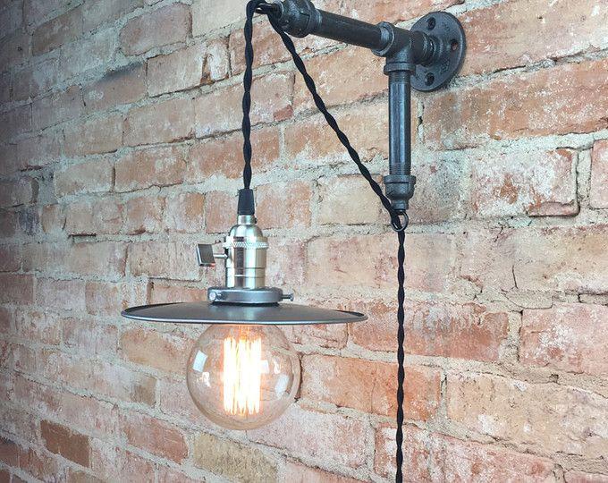 Fancy Die Brewers Vanity Light ist ein industrieller perfekt f r Beleuchtung um Ihre Bar oder Mann H hle