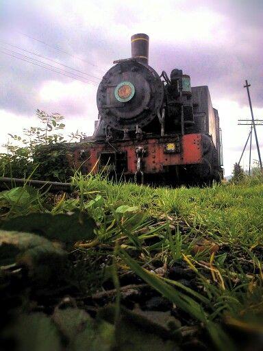 Ferrocarriles Nacionales de Colombia. Tren de la Sabana - Bogotá D.C #bogotá #train #colombia