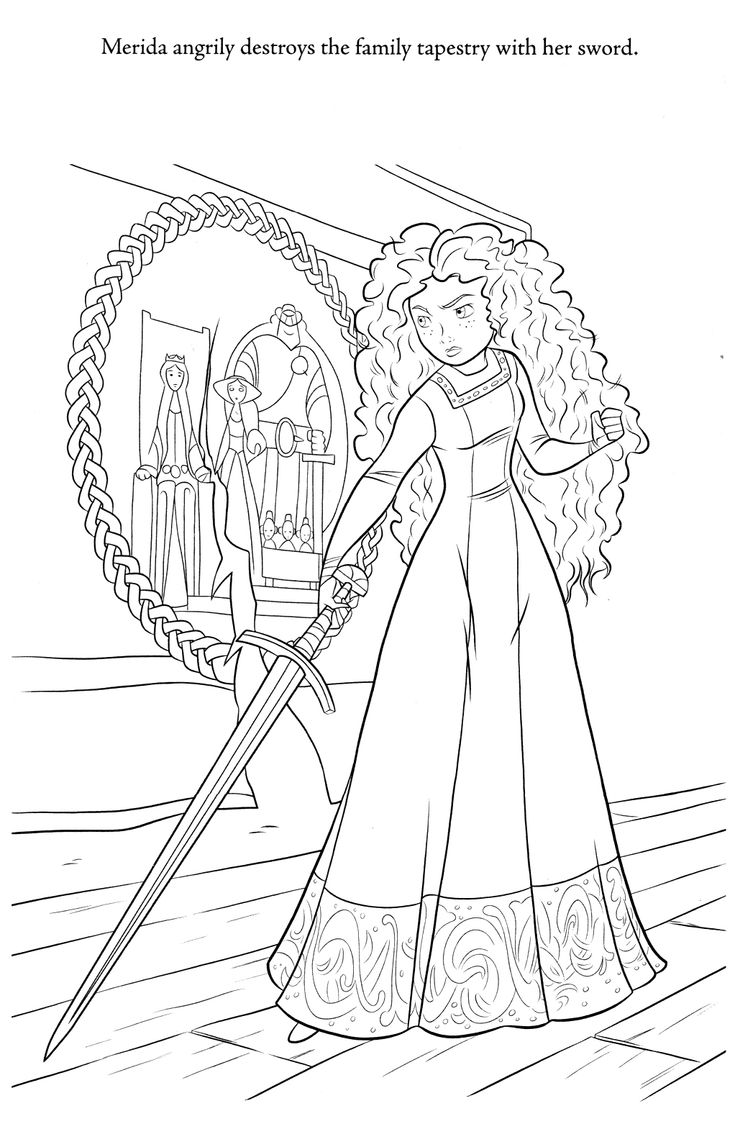 The tula pink coloring book - Disney Coloring Pages