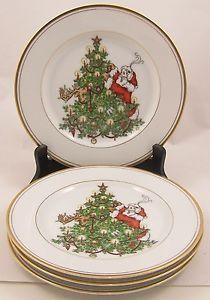 Fitz And Floyd St Nicholas Christmas China