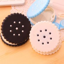Wholesale high quality contact lens case,contact lense container,custom contact lens case