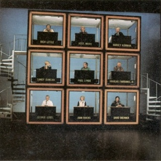 Who hosted celebrity squares watch
