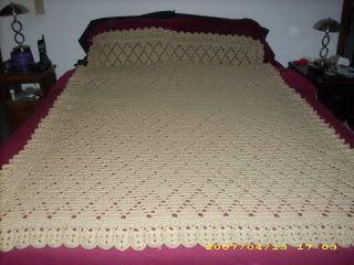 150 best crocheted bedspreads images on pinterest crochet afghans free crochet pattern diamond ghan from the afghans free crochet patterns category and knit patterns dt1010fo