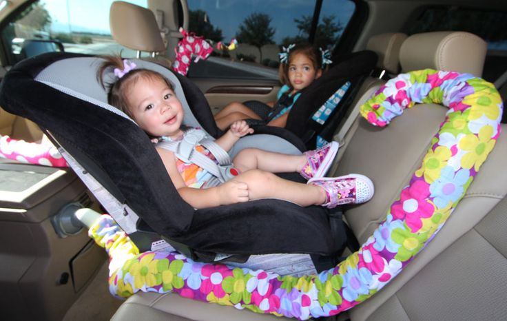 Keep your kids and pets cool in the car..The Noggle reroutes your air conditioning and heating to make sure the people in the back seat stay as cool as the people in the front seat. See the pics and check out www.thenoggle.com