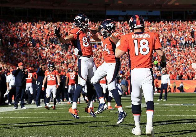 Los Broncos de Peyton Manning se plantan en la Super Bowl
