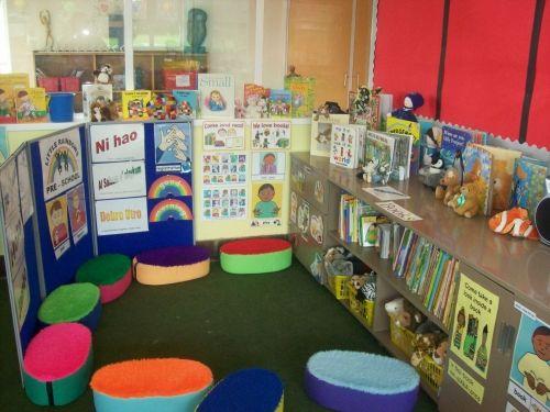 Classroom Grant Ideas ~ Best preschool reading corner ideas on pinterest