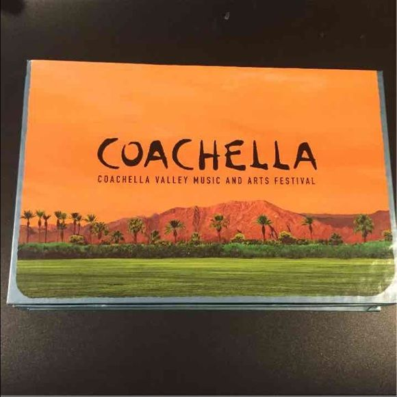 COACHELLA TICKETS I'm selling two Coachella 2016 Tickets. Selling together…