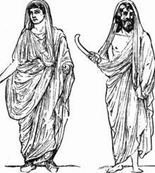 Vestuário na Roma Antiga – Wikipédia, a enciclopédia livre