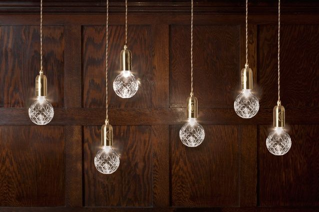 Object of Desire: Crystal Bulb absolutely fabulous