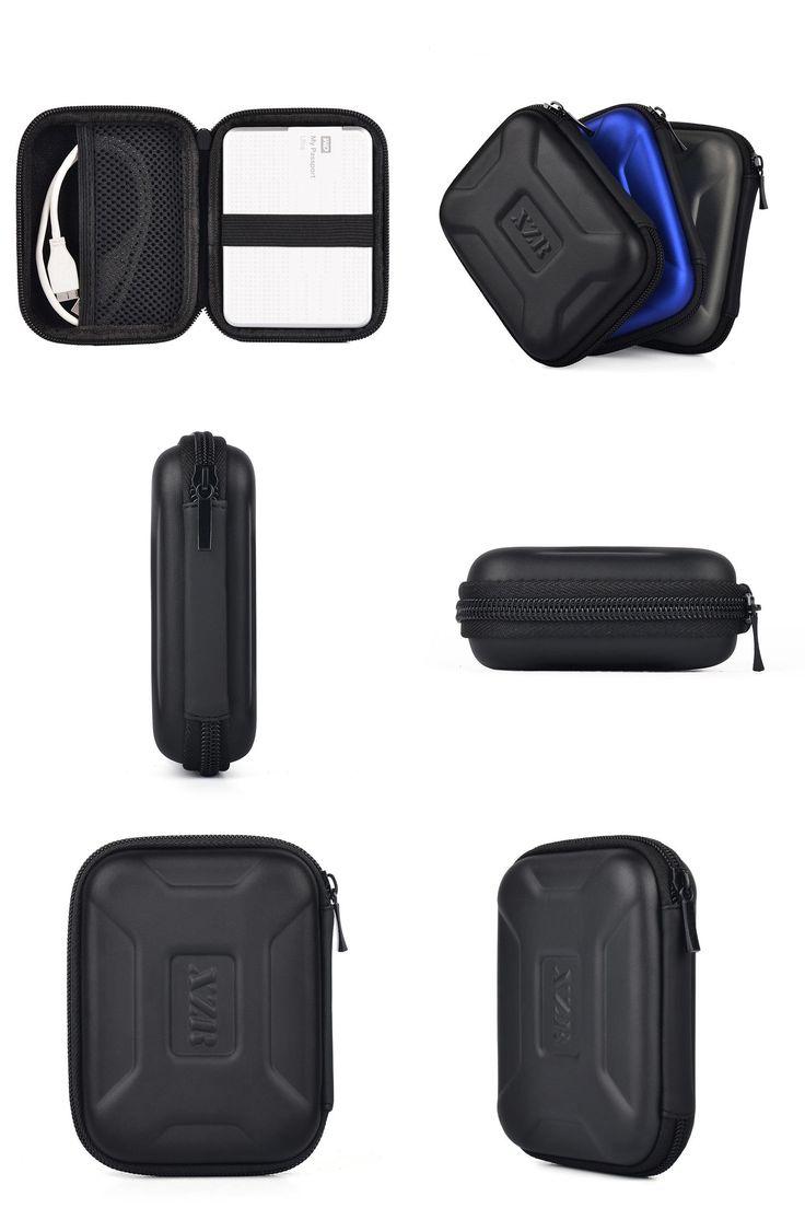 [Visit to Buy] Fundas Para Discos Duros 2.5 Bag Case HDD WD My Passport Fundas Disco Duro Portatil Festplattentasche For Western Digital Extern #Advertisement