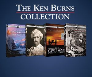 """Each of Ken Burns's films looks at more than just its individual subject matter; it drives audiences to go deeper into themes that are central to who we are as a nation and as individuals. Likewise, the educational materials explore these issues, while also addressing key curriculum subjects, such as Social Studies, U.S. and World History, civics and government, and geography..."""