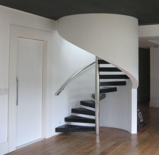 Escada Helicoidal, by AndréMartins