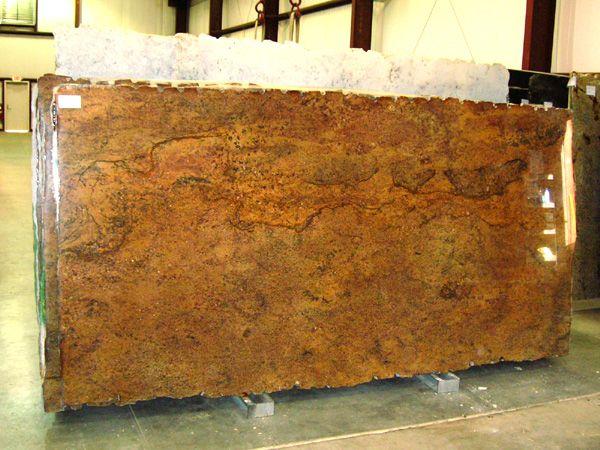 Crema Montana Granite Slab