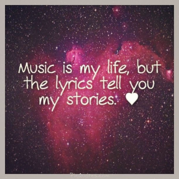 Lovely Music Quotes: 1000+ Music Love Quotes On Pinterest