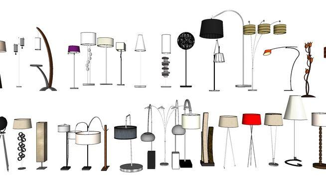 โคมไฟรวมอะ - 3D Warehouse