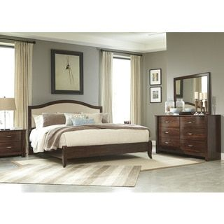 Shop for Signature Design by Ashley Corraya Brown King-size Bed. Get free shipping at Overstock.com - Your Online Furniture Outlet Store! Get 5% in rewards with Club O!