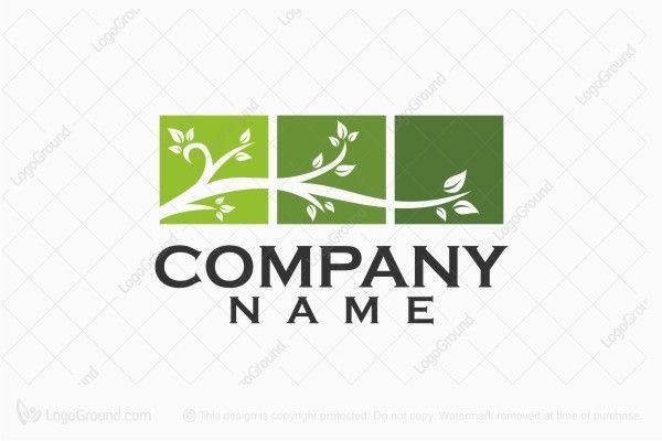 Logo for sale: Leaf Artistic Logo