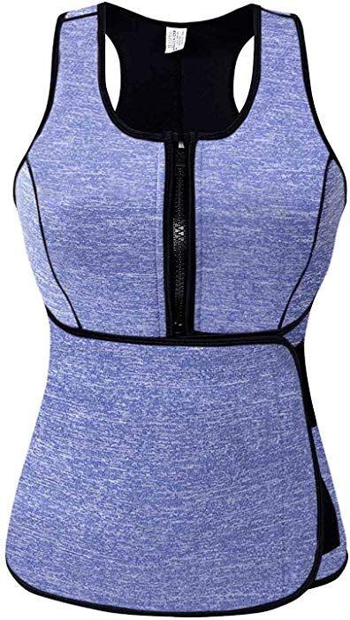 efbb9fb49d Slimmkiss Neoprene Sweat Vest for Women