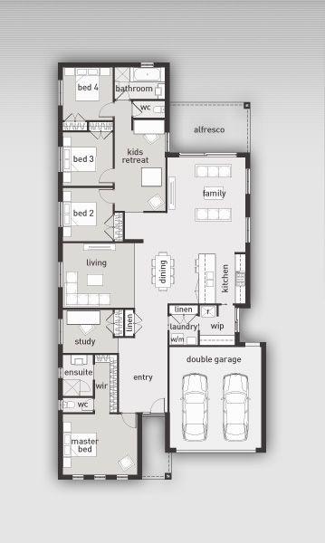 Building House Sala   New Home Designs   Urbanedge Homes - Melbourne Builders